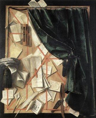 obra de John Frederick Peto [1854-1907], especialista en trampantollos