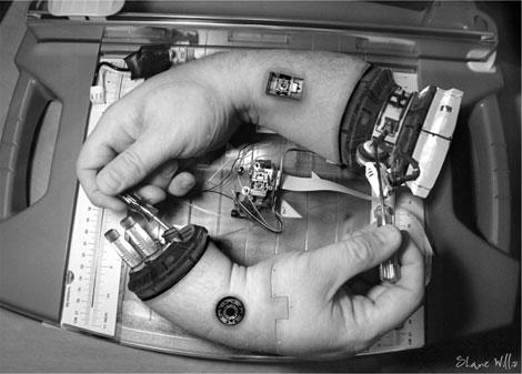 Escher Hands revisited