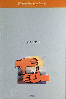 portada de  -orama, 2002, debuxo de Samuel Fernández