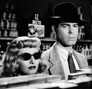 Barbara Stanwyck e Fred MacMurray. Perdición