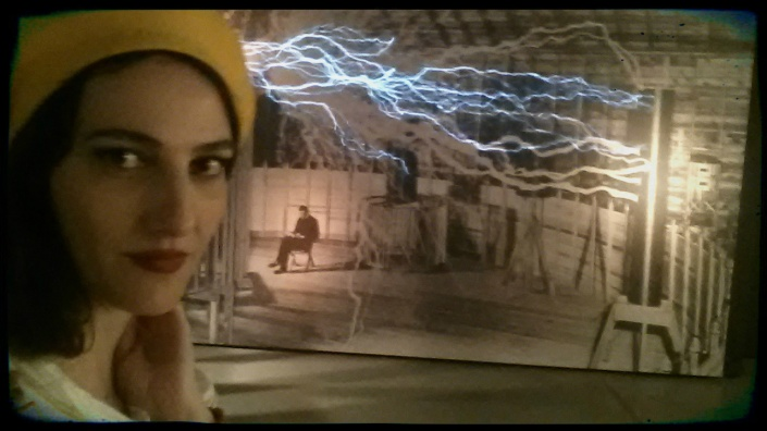 raios cosmicos de Tesla-hassel