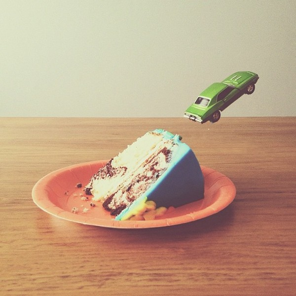 brock davis cake ramp