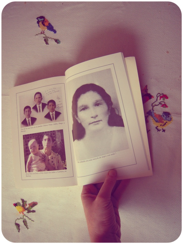 Rosa Inés, avoa de Chavez