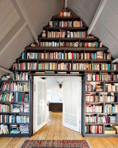 la bibliotéque