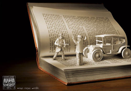 libros ,bandits-book-art