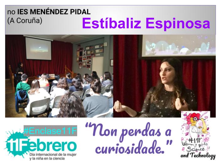 11 de febrero Estíbaliz Espinosa 2